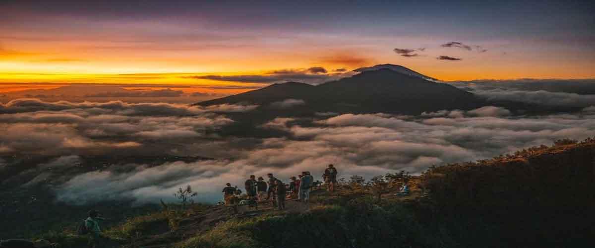 Guide Trekking Gunung Batur