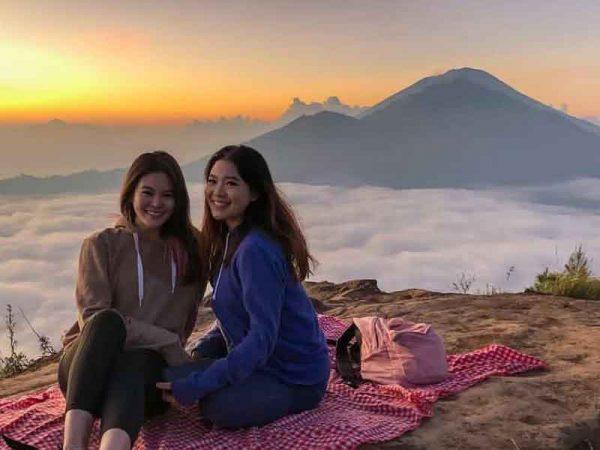 Paket Trekking Gunung Batur Include Breakfast