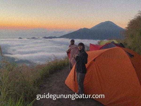 Camping Di Gunung Batur