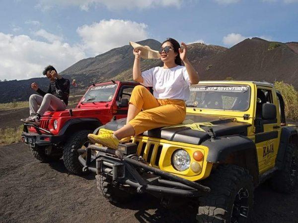 Sunrise Jeep Tur Gunung Batur
