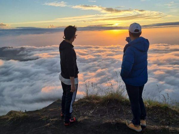 Trekking Gunung Batur Dan ATV Tur