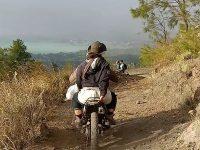 Naik Gunung Batur Dengan Motor Trail