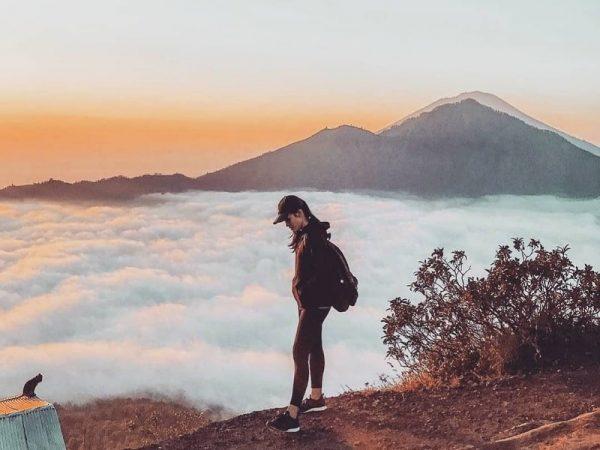Solo Trekking Gunung Batur Bali